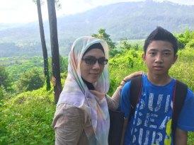Rayyan dan Mamah