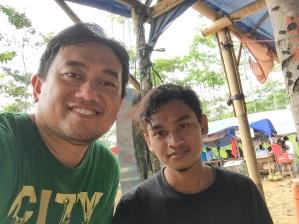 Dengan Mas Gowor