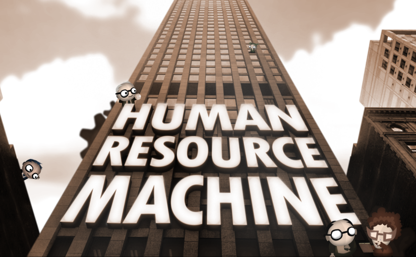 Review Game: Human ResourceMachine