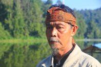 Pak Miftah, raft owner