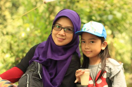 Wife and Aila