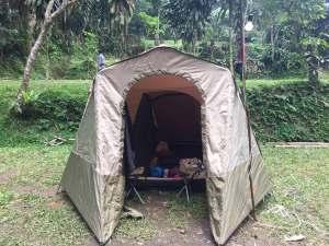 Tenda utama