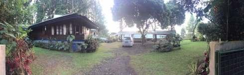 View dari pintu gerbang