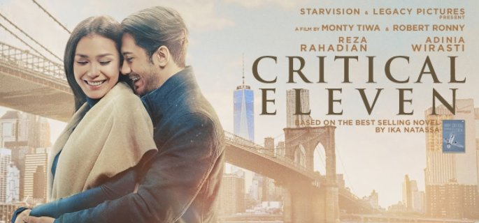 Review Novel (dan Film) Critical Eleven
