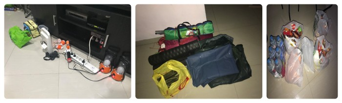 Persiapan Packing