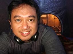 Me @ Tent