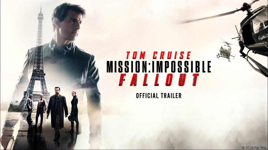 5 Alasan Kudu Nonton Mission Impossible –Fallout