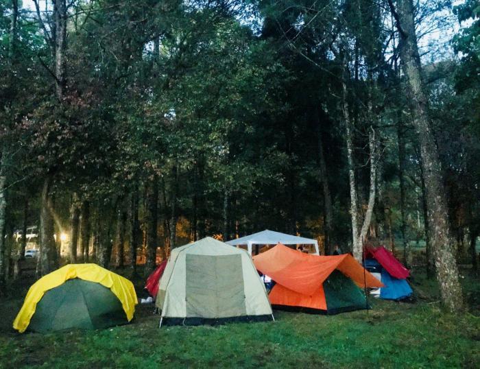camping bisa pakai XL GO Izi