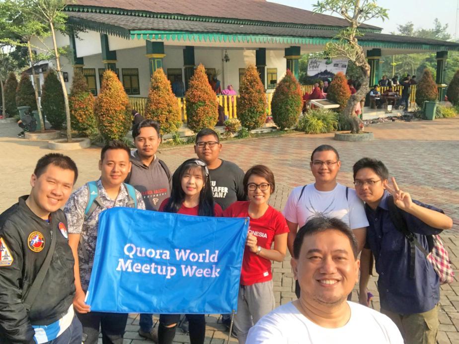 Quora World Meetup Tangerang Selatan di Tandon Ciater – 22 Juni2019